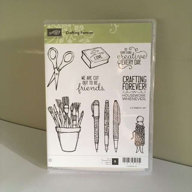 Crafting Forever Sweetie Box – Stampin' With Saffie and Me
