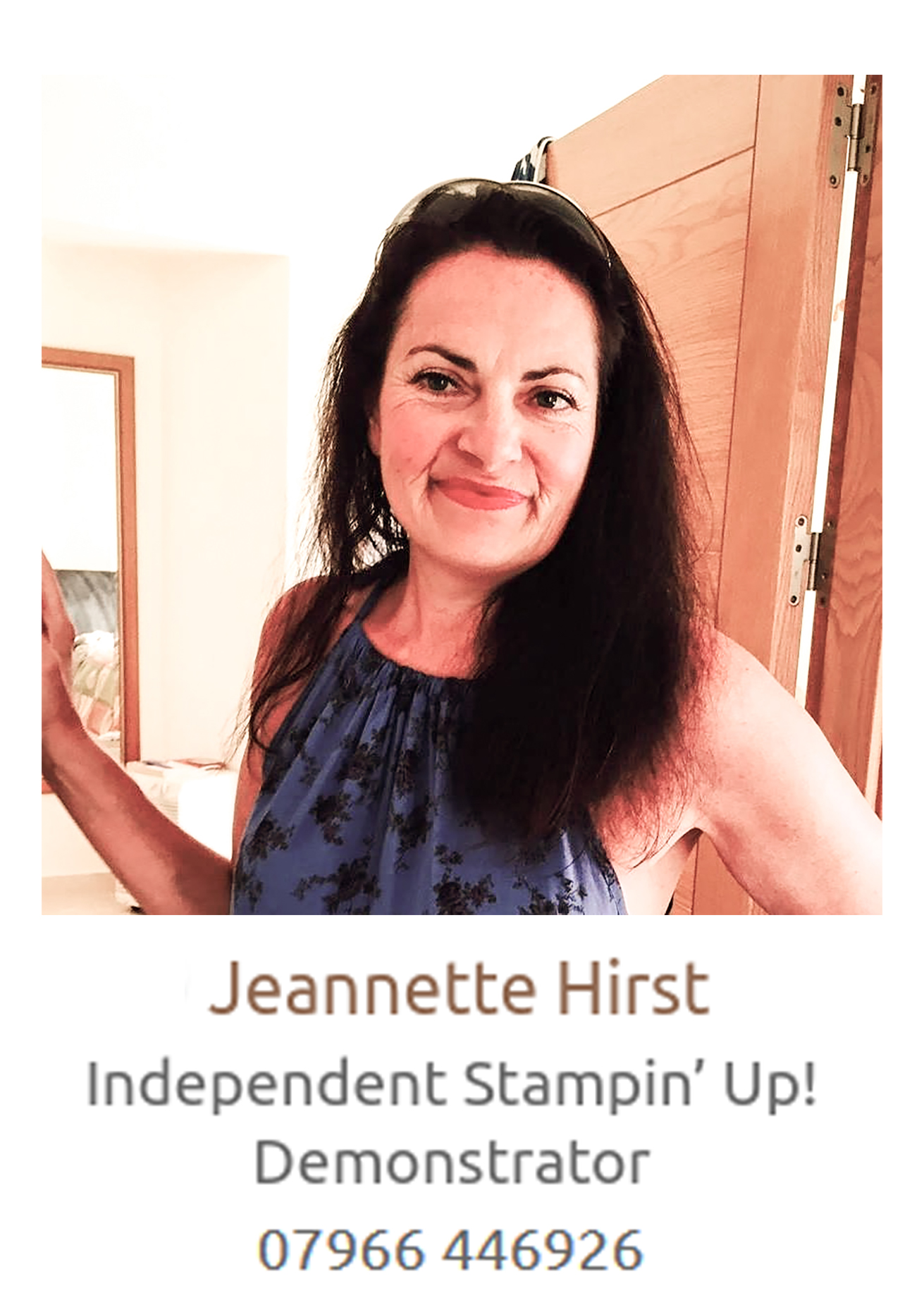 Jeannette Hirst - Independent Stampin' Up! Demonstrator